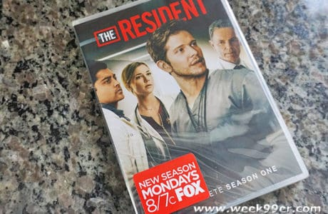 The Resident is Back and Available on DVD