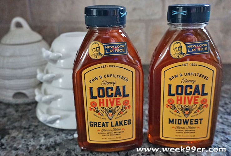 L.R. Rice Local Honey Review