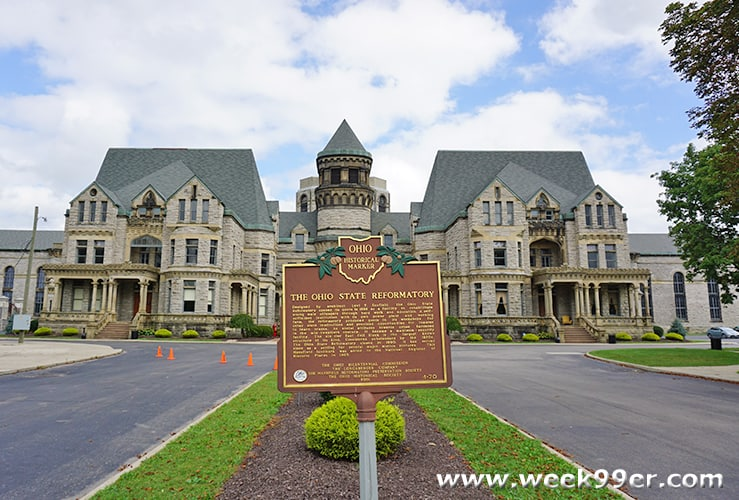 Ohio State Reformatory Tour Review
