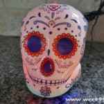 Change Up Your Diffuser with An Incredible Sugar Skull