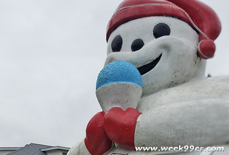 Giant Snowman Pennsylvania