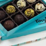 tinyB Chocolates Brings Small Batch Brazilian Chocolates Home for the Holidays