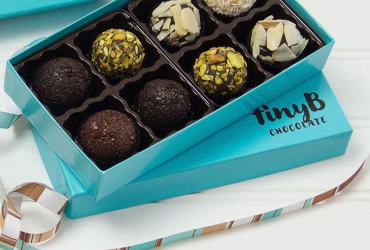 tiny b chocolates review