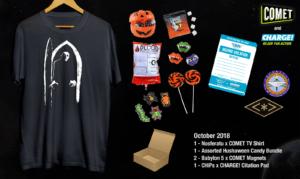 comet tv October giveaway