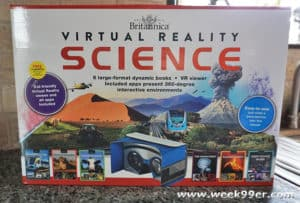 Encyclopedia Britannica Virtual Reality Set Review