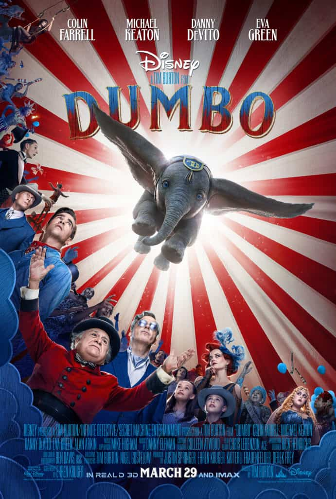 Dumbo Teaser Trailer