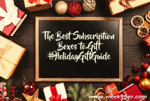 The best Subscription boxes for gifts