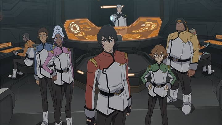 voltron season 8 trailer