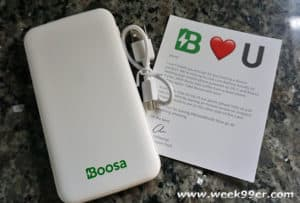 boosa charger review