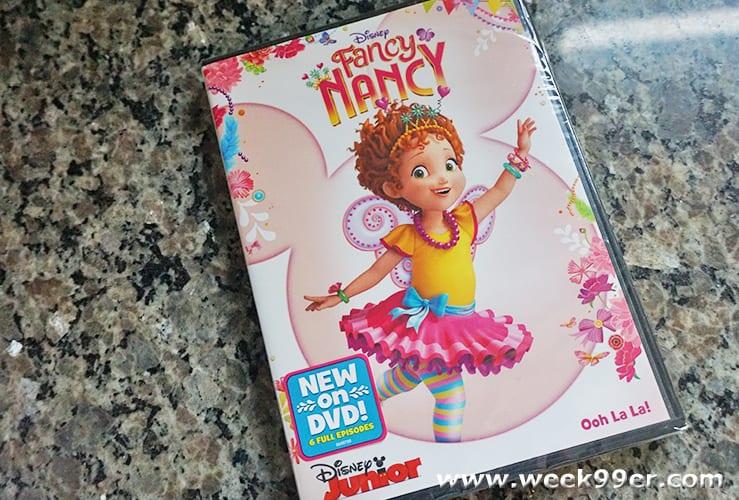 Add a Little Sprinkle of Oh La La with Fancy Nancy Volume 1!
