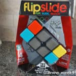 Flip Slide Takes a New Twist on Simon and Game Play