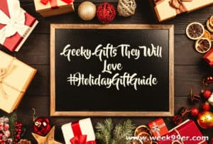 geeky gift guide