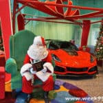 Holiday Shopping, Free Gift Wrapping and Photos with Santa at the GMRenCen