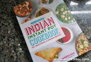 indian instant pot cookbook review