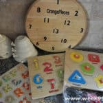 Encourage Early Learning with Wooden Games from Orange Pieces