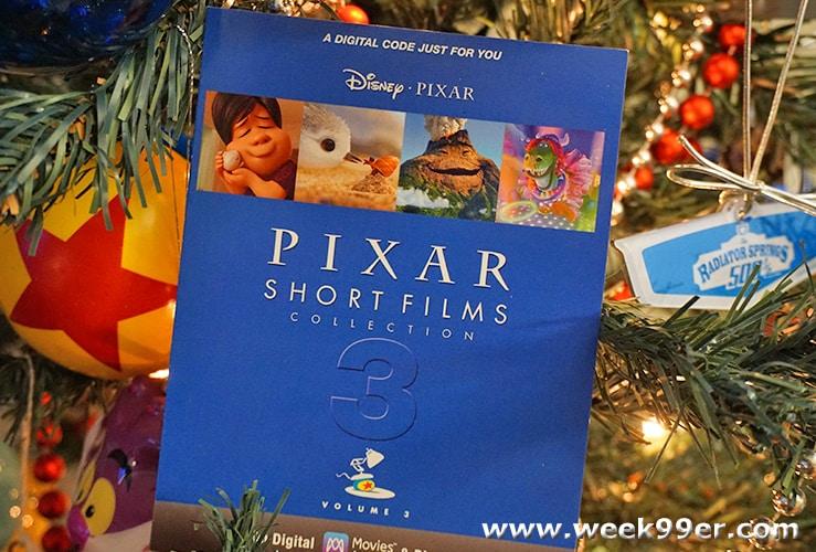 pixar shorts volume 3 review