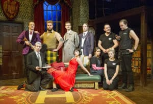 The Play that Goes Wrong Tickets Detroit