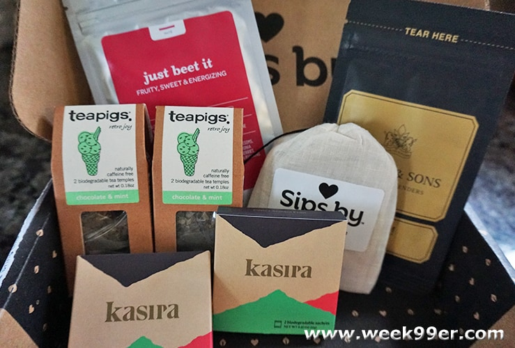 sips by tea subscription box review