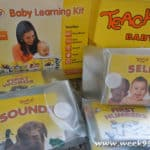 Encourage Early Learning with Teach My Baby Learning Kit