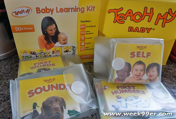teach my baby kit review