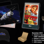 Win Some CH!Ps Aviators and More in this Month's Comet TV Box!