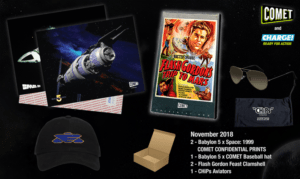 Comet TV November Giveaway