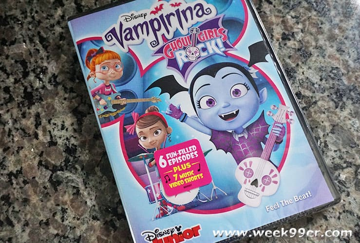 vampirina ghould girls rock review