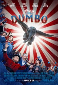 Dumbo 2019 Live Action Poster