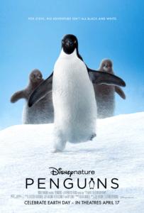 Disneynatures Penguins Poster