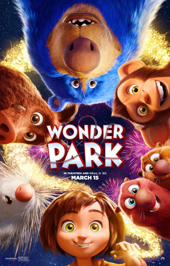 wonder park official poster