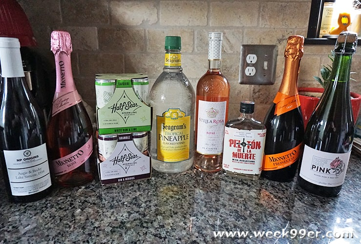 Drinks to stock your holiday bar