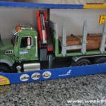 Bring Realism to Their Toys with a Bruder Scale MACK Truck