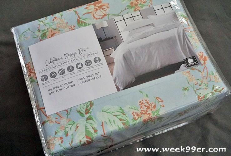 california design den sheets review