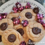 Delicious Strawberry Chocolate Kiss Cookies Recipe