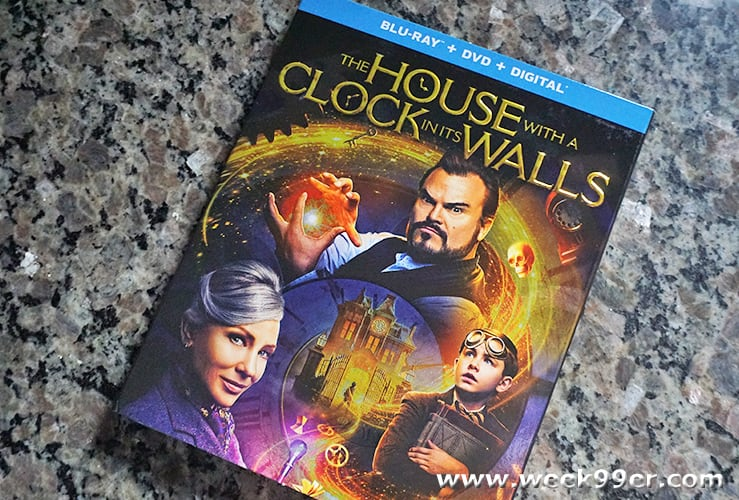 The House with the Clock in its walls at home release review