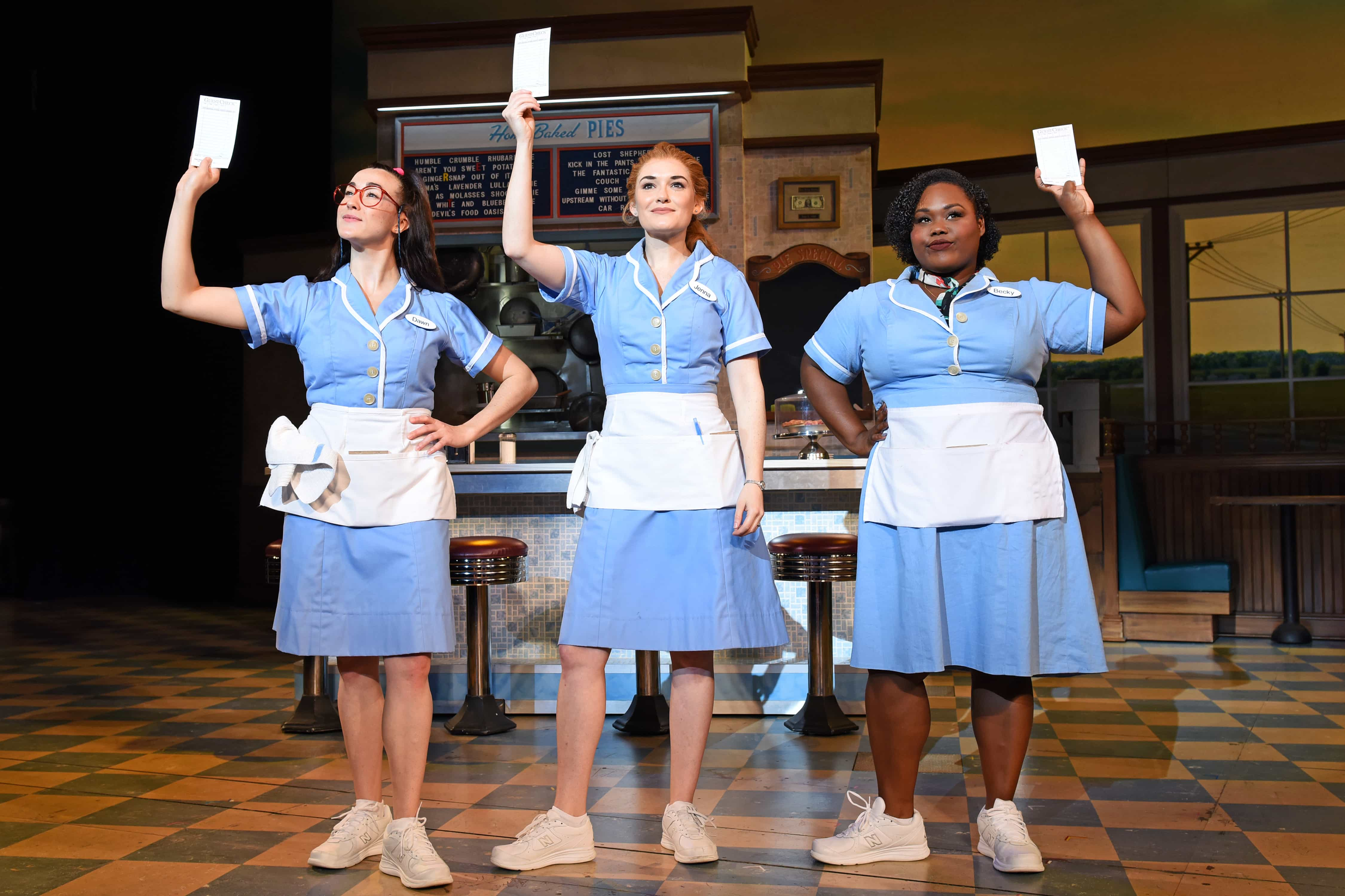 Waitress Broadway in Detroit Tickets