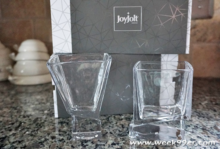 joyjolt carre collection glasses review