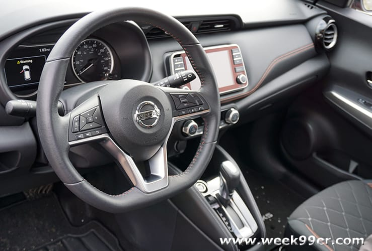 2019 Nissan Kicks Review
