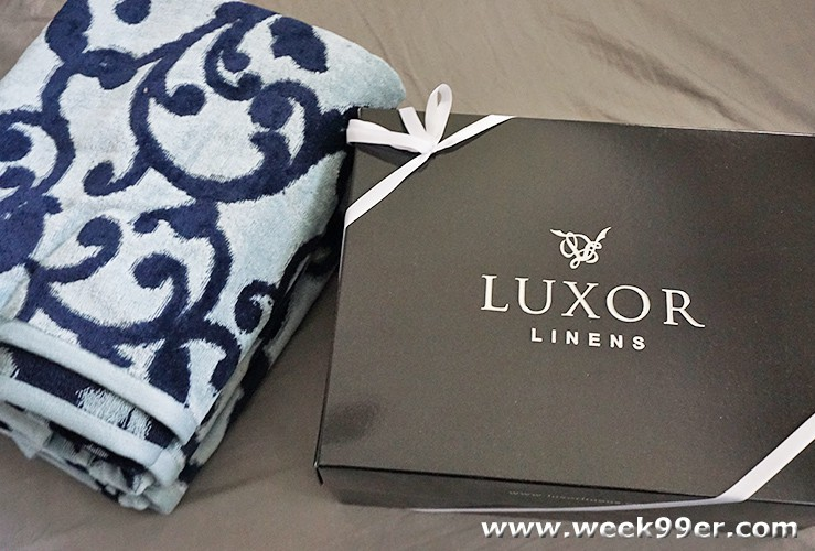 luxor linens review