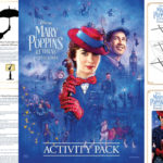 Trip A Little Light Fantastic with These Mary Poppins Returns Activity Sheets! #MaryPoppinsReturns