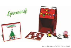 a charlie brown christmas CD giveaway