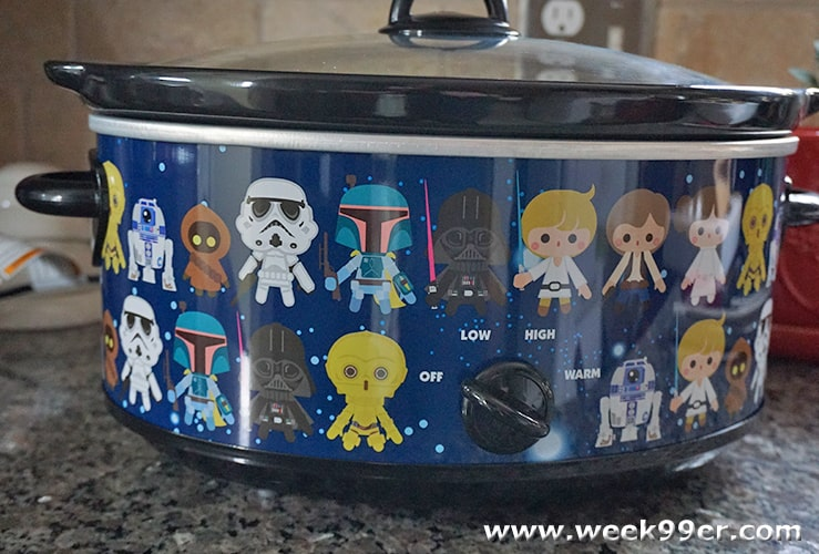 Star Wars Slow Cooker Review