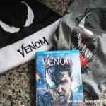 Win a Venom Prize Package + Activity Sheets and More!