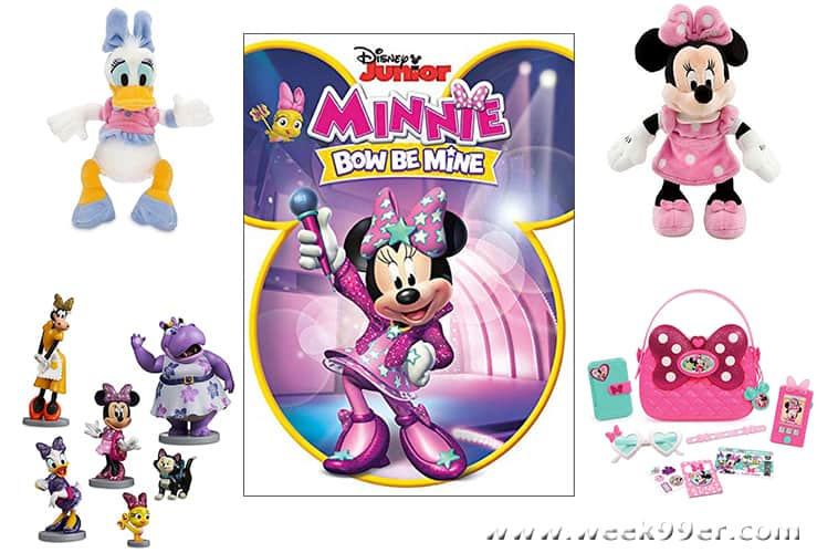 Minnie Mouse Toy Giveaway