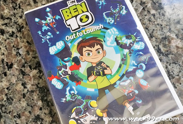 ben 10 out to launch review
