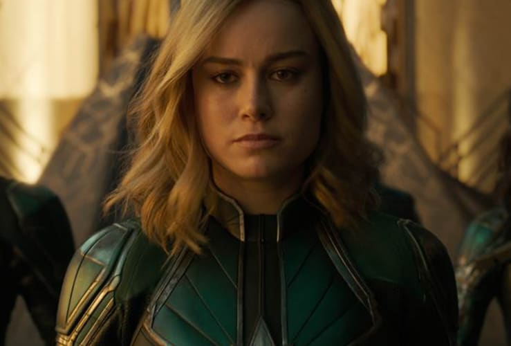 captain marvel teaser clip