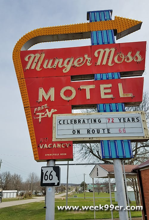 munger moss route 66