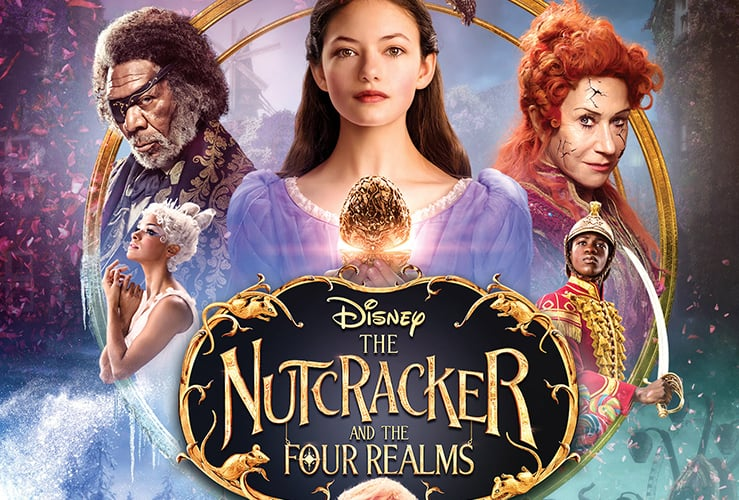 The Nutcracker and the Four Realms Blu-Ray DateThe Nutcracker and the Four Realms Blu-Ray Date