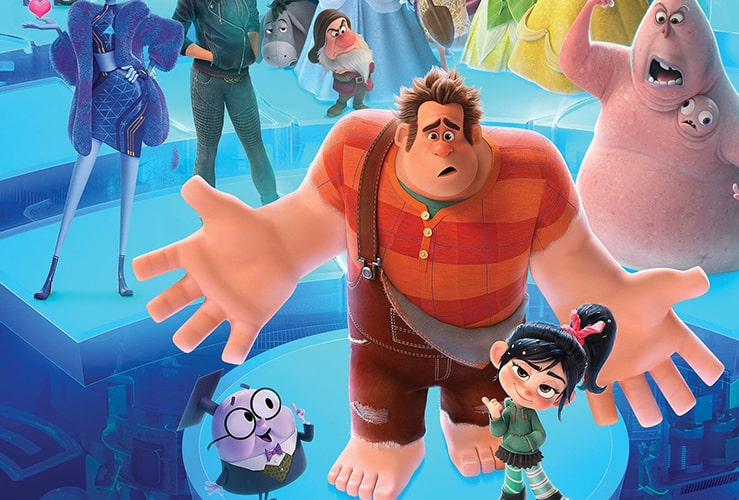 Ralph Breaks the Internet Home ReleaseRalph Breaks the Internet Home Release