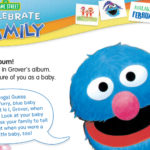 Sesame Street: Celebrate Family Printable Activity Sheets!